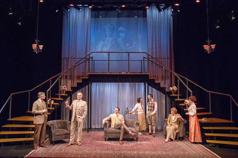 The Lucky One – Mint Theater