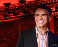 Brian Stokes Mitchell to Debut at 54 Below