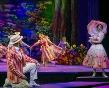 Mary Poppins Flies High at PaperMill Playhouse