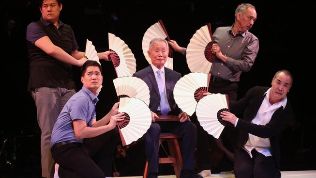 Sondheim x 3 Pacific Overtures, Sweeney Todd, Sunday in the Park…