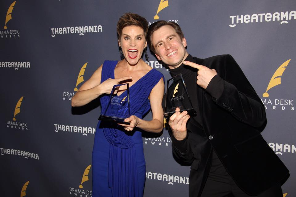 Drama Desk Award Winner Interviews