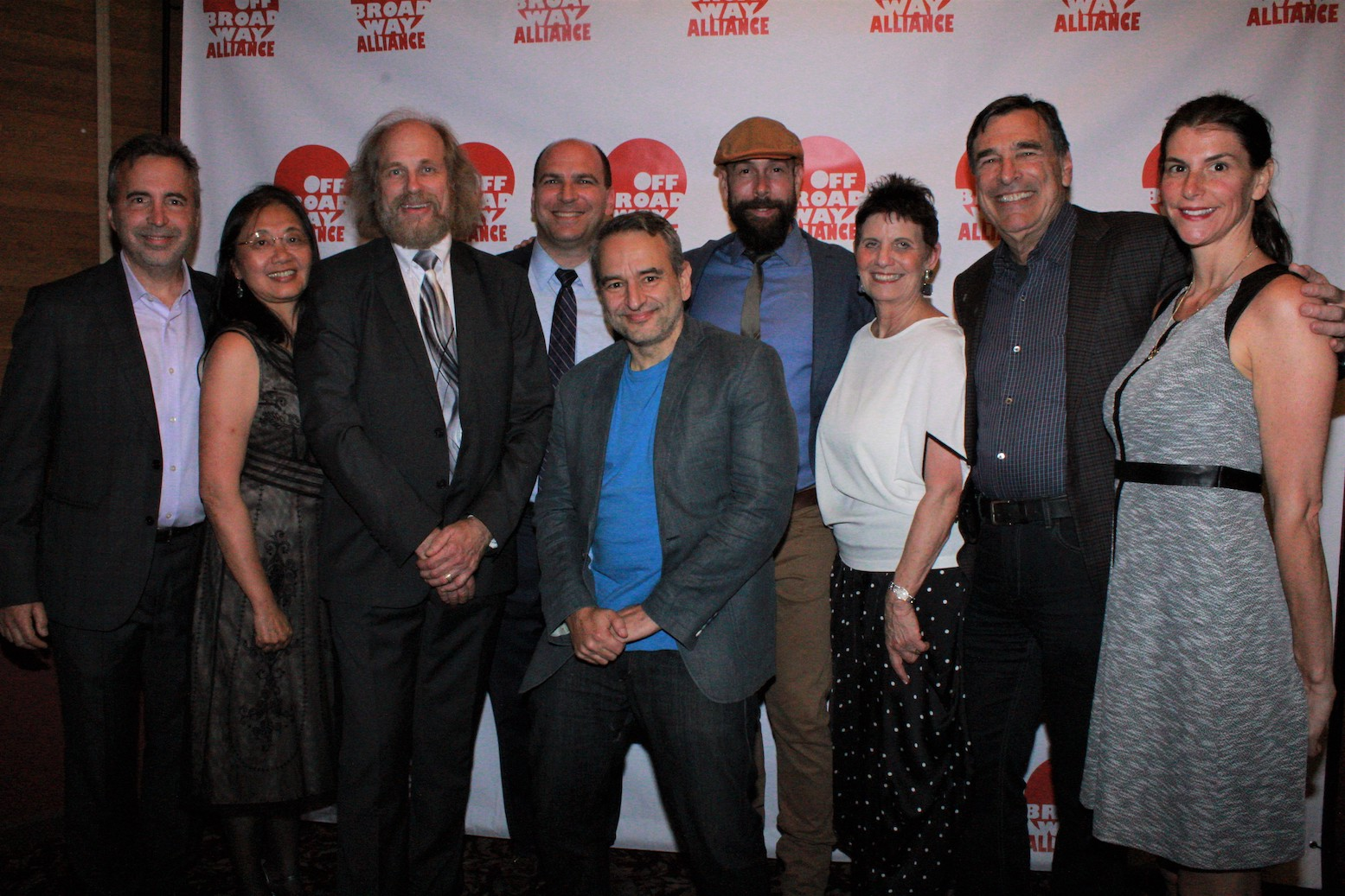 Off Broadway Alliance 2017 Award Winners