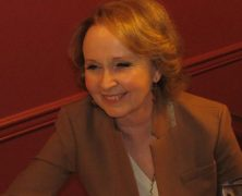 Kate Burton Will Finally Star on Sardi's Legendary Wall