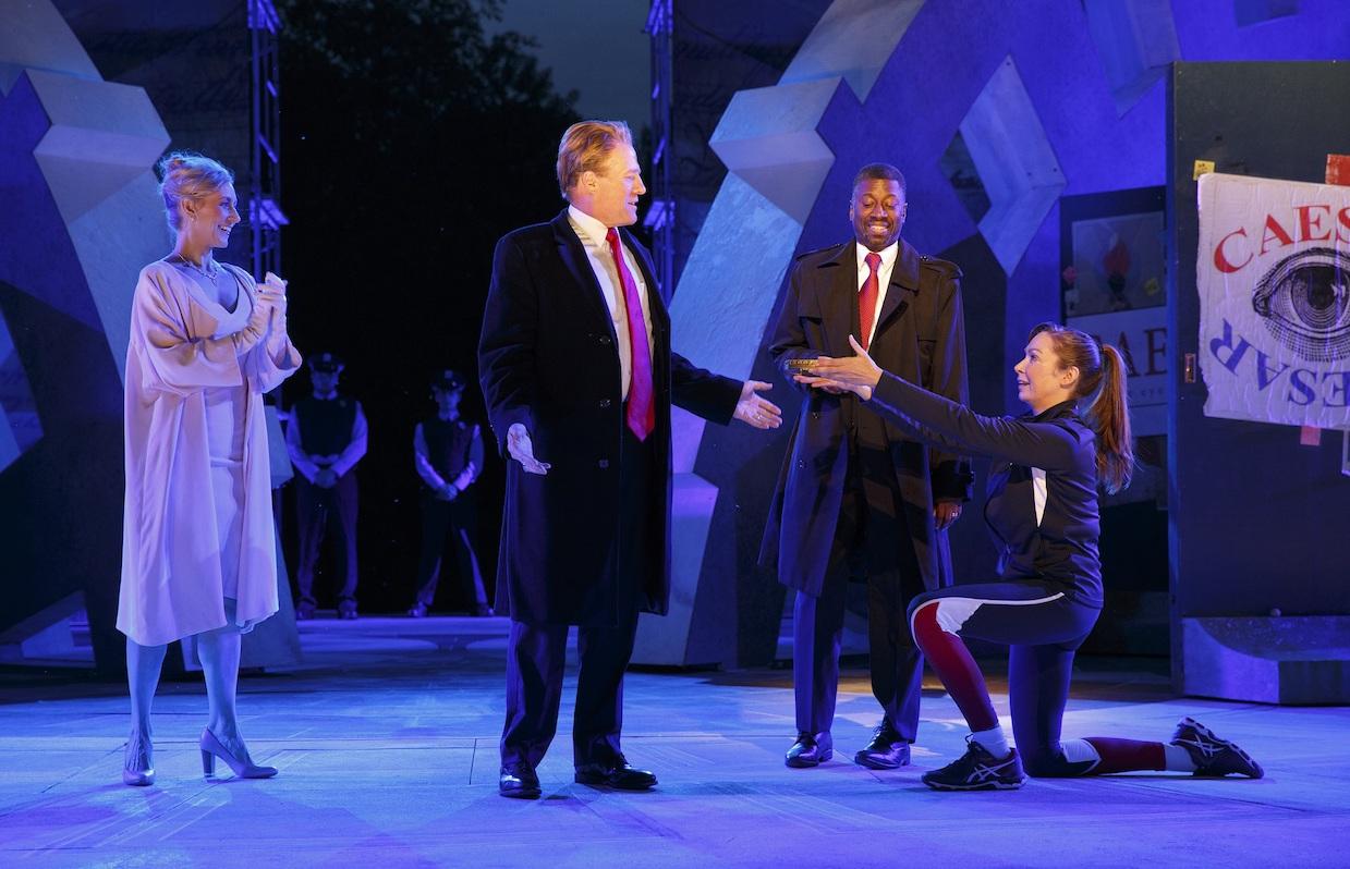 Orange Julius: Corporate Greed Shivs Shakespeare