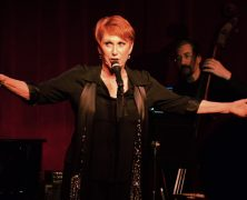 Amanda McBroom at Birdland