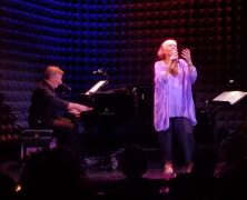 Barb Jungr and John McDaniel Find the Zing in Sting