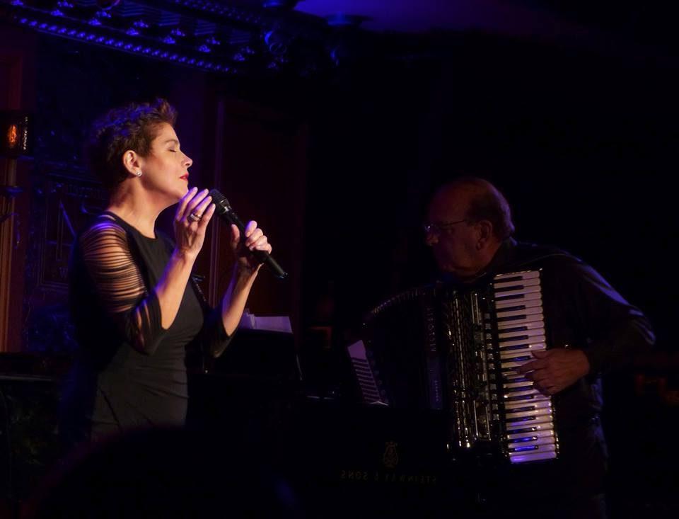Christine Andreas: Piaf – No Regrets