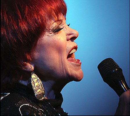 A Happening to Celebrate Birthday Girl Annie Ross