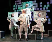 Money Talks, the Musical