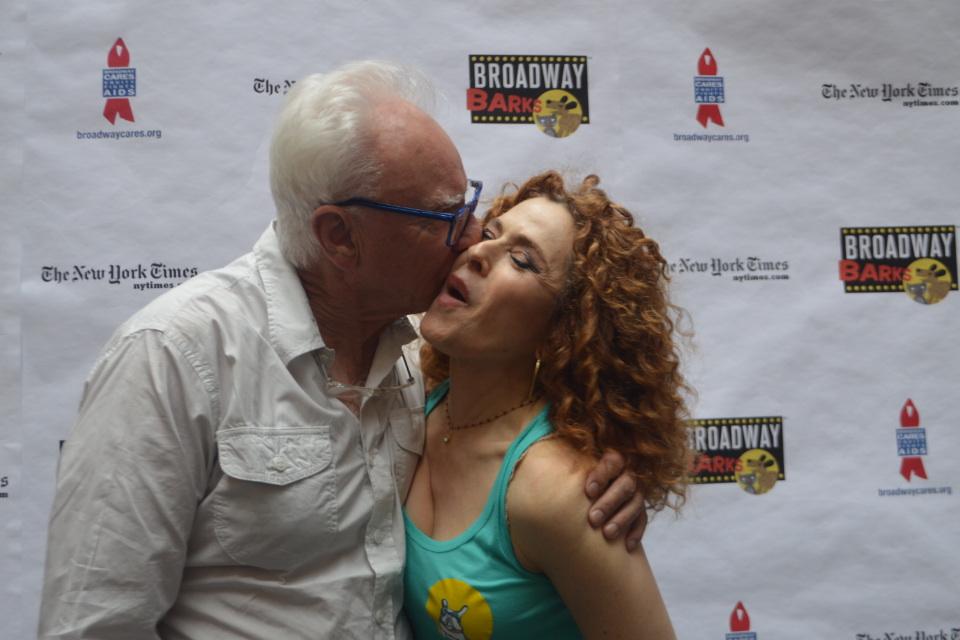 Broadway Barks Awards First Mary Tyler Moore Award