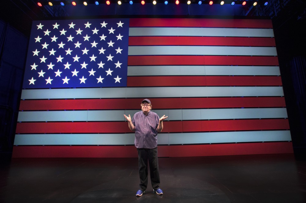 Michael Moore on Broadway: The Terms of My Surrender