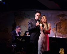 Laura Osnes & Ted Sperling Return to Café Carlyle with Ryan Silverman