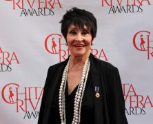 Chita Rivera Awards – On the Red Carpet