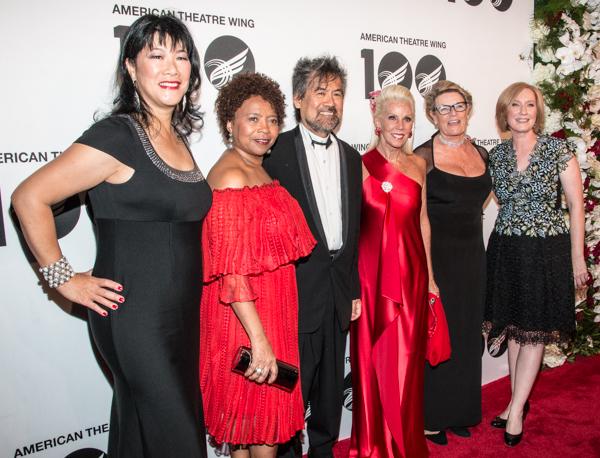 Photos: American Theatre Wing Centennial Gala