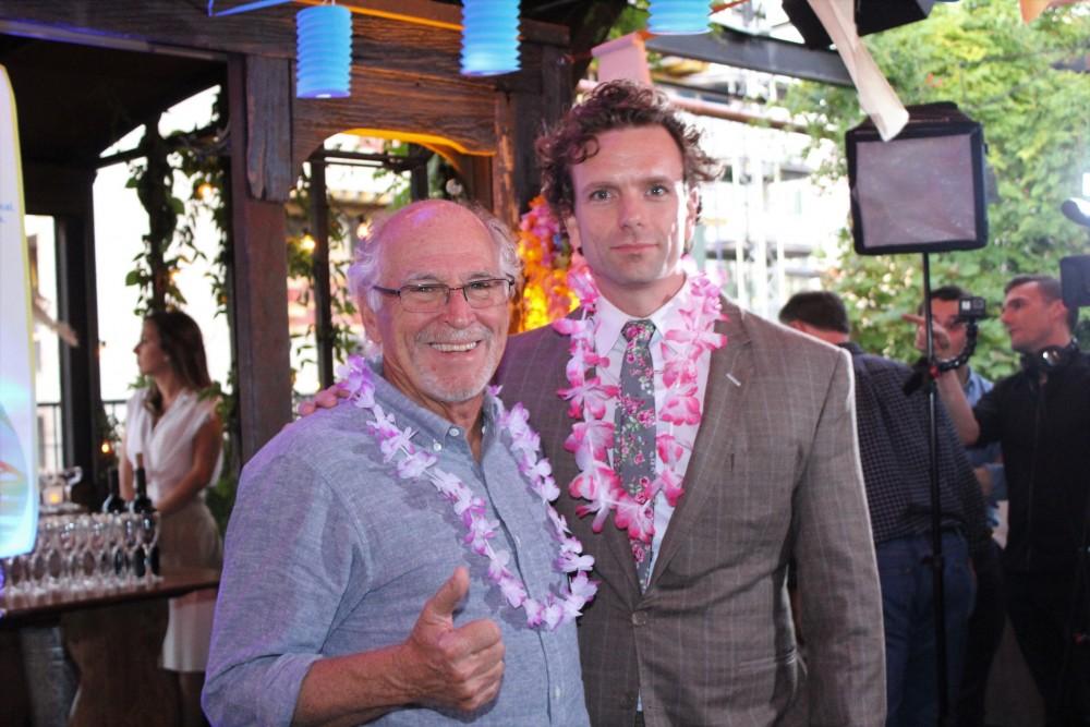 Jimmy Buffett Musical Escape to Margaritaville Media Day