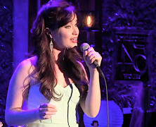 Sierra Boggess at Feinstein's/54 Below