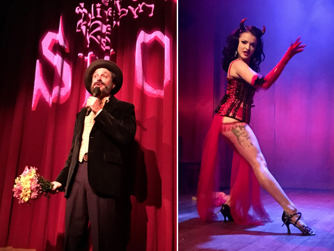 Friday Night at The Slipper Room: Bang, (Bump n' Grind) for Your Buck