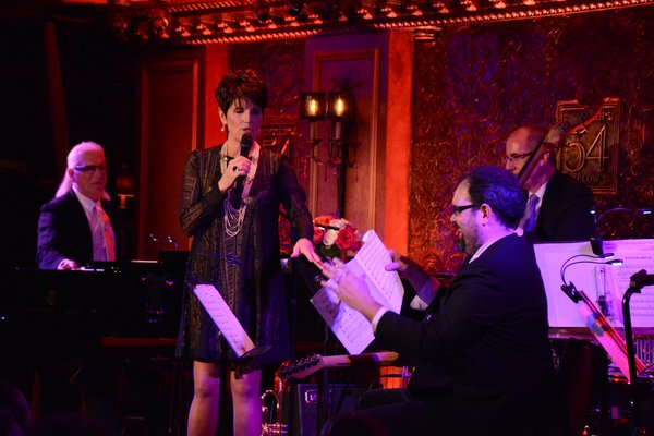 The New York Pops Underground with Lucie Arnaz