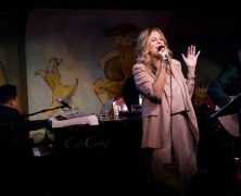 Rita Wilson Returns to Café Carlyle
