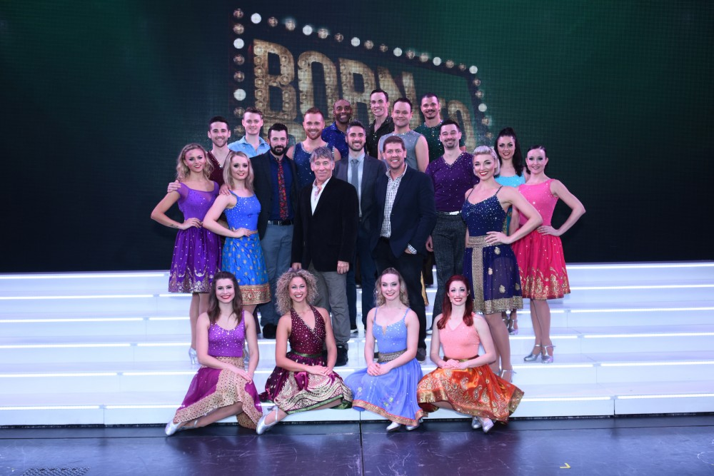 Big Doings on Princess Regal – Born to Dance