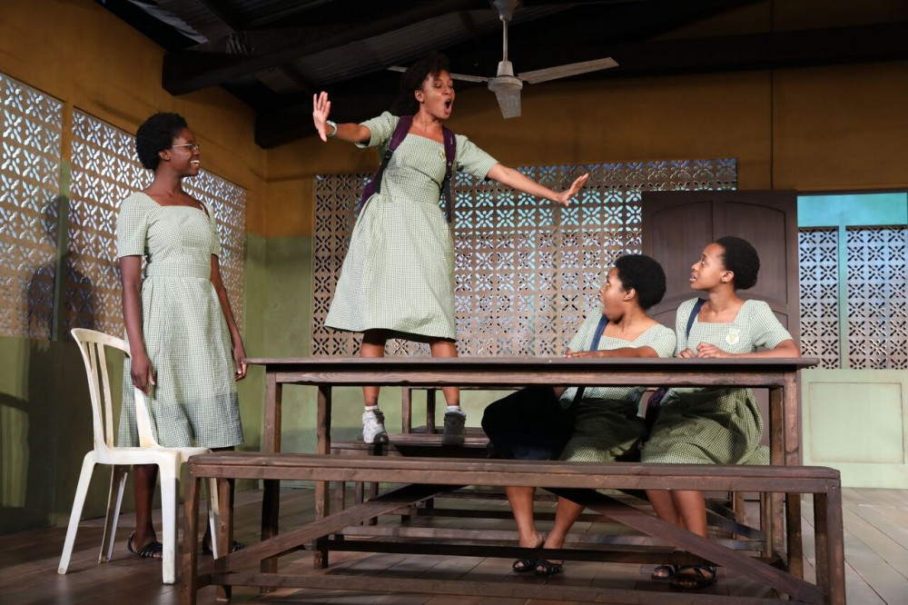 School Girls: Or, the African Mean Girls Play