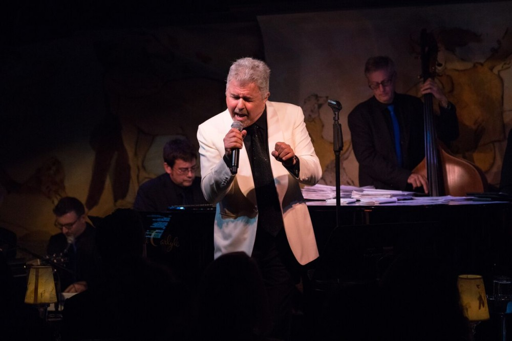 Steve Tyrell has 'A Song For You'