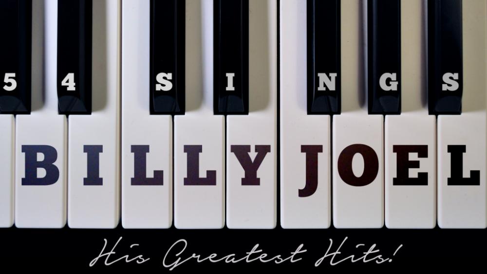 54 Sings Billy Joel