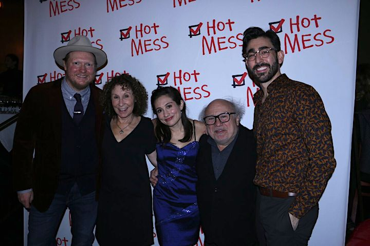 Hot Mess Opening Night