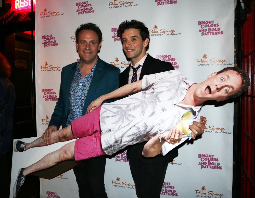 Opening Nite: Bright Colors and Bold Patterns with Drew Droege