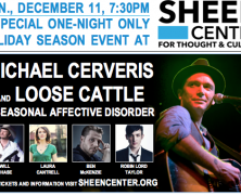 Michael Cerveris & Loose Cattle at Sheen Center