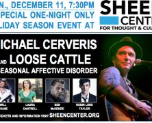 Michael Cerveris & Loose Cattle at Sheen Center