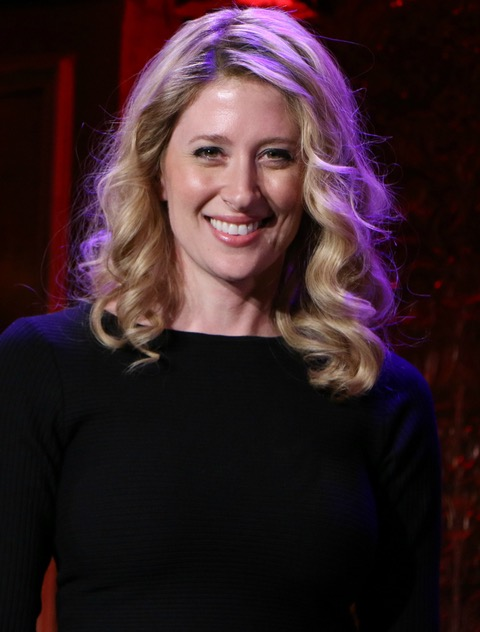Caissie Levy New Year's Eve. 54 Below Preview