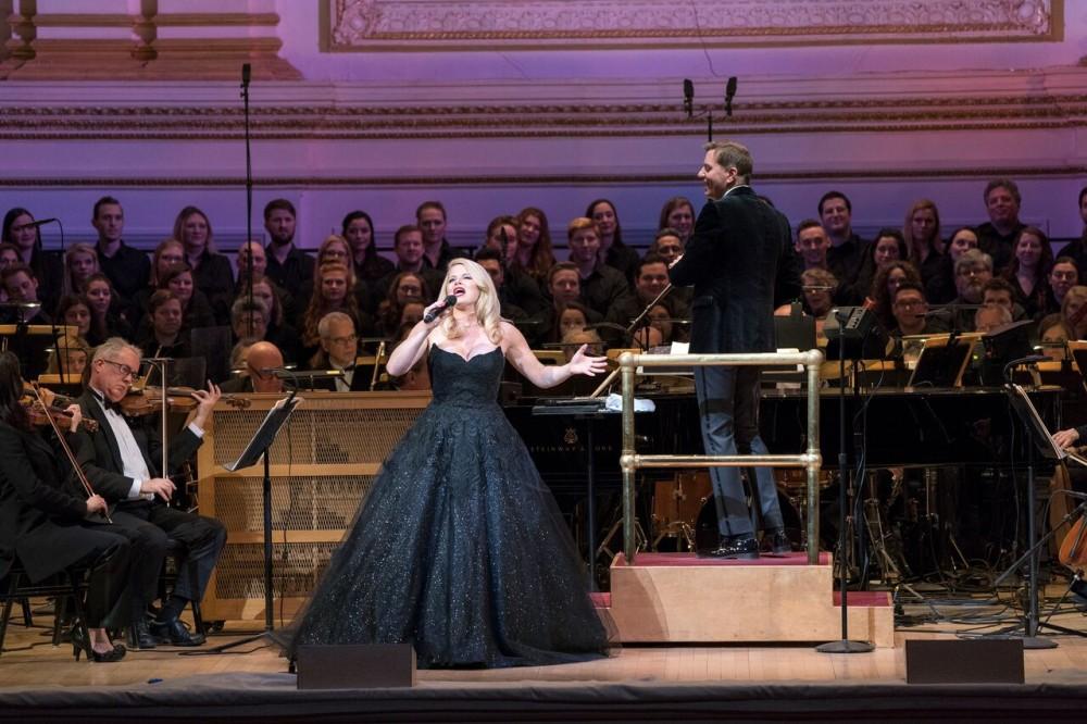 NY Pops Features Megan Hilty, Essential Voices