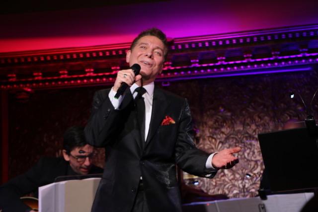 Michael Feinstein in Christmas Crooners