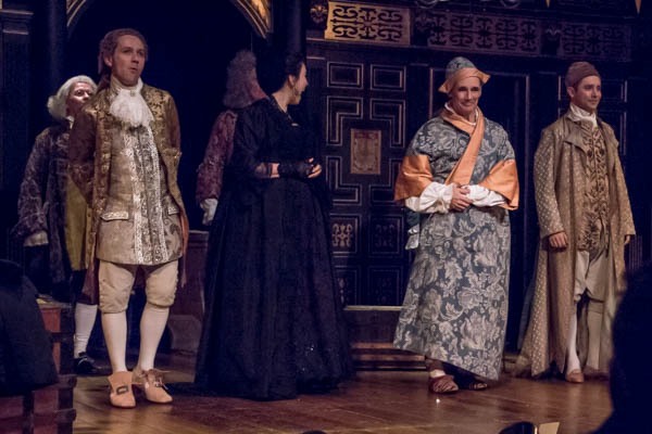 Photos: Farinelli and the King Opening Night