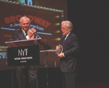 National Yiddish Theatre Folksbiene Honors Jerry Zaks
