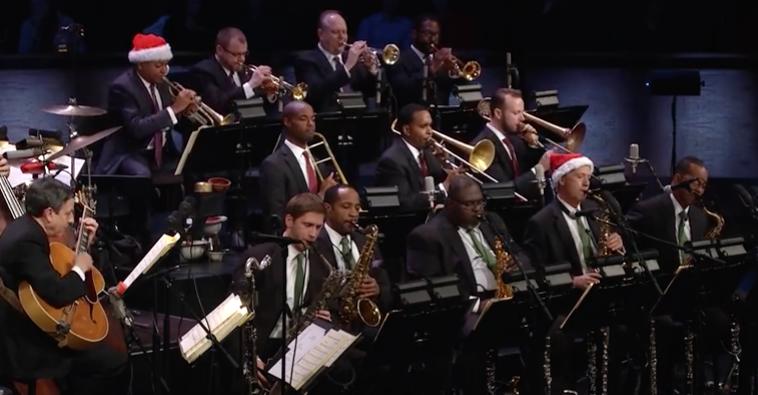 Big Band Holidays with Wynton Marsalis