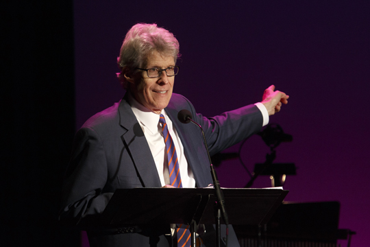 Ted Chapin: A New Enthusiast-in-Chief Assumes the Mantle at Lyrics & Lyricists