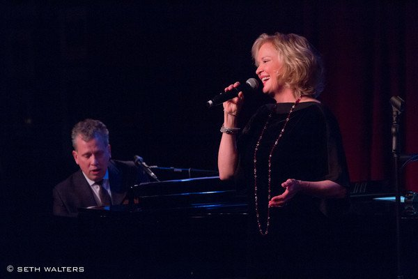 Ebersole and Stritch Sing of Snow and Memories at Birdland