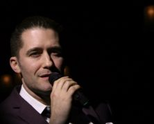 "Matthew Morrison Proves ""You Can't Stop the Beat"""