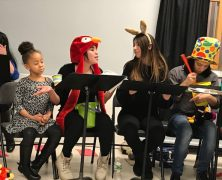 Charity-Based PlayNice Theatre Company Succeeds with a Christmas Spin on a Literary Classic