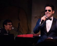 John Lloyd Young 'Heart to Heart' at Café Carlyle