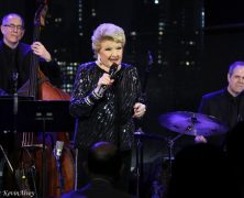 Marilyn Maye at Dizzy's – The Perfect Storm
