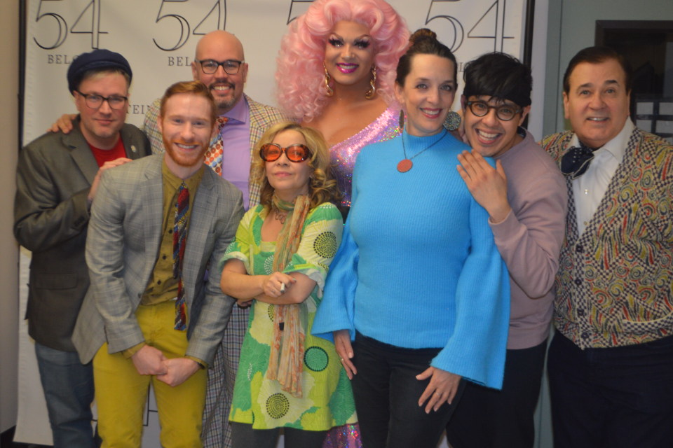 Inaugural Broadway Match Game Proves an Uproarious Success!