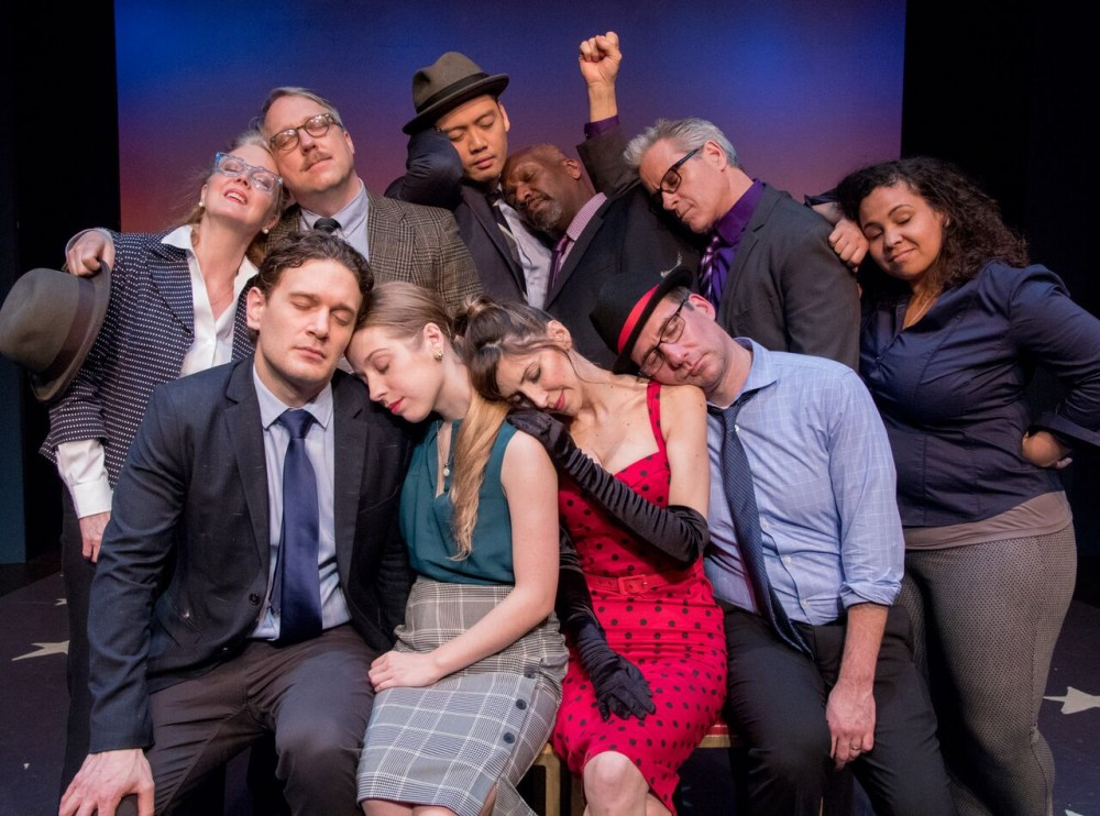 Subways Are For Sleeping – Musicals in Mufti