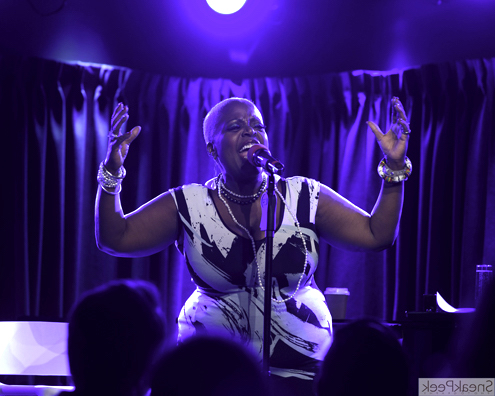 Lillias White Raises the Roof at The Green Room 42