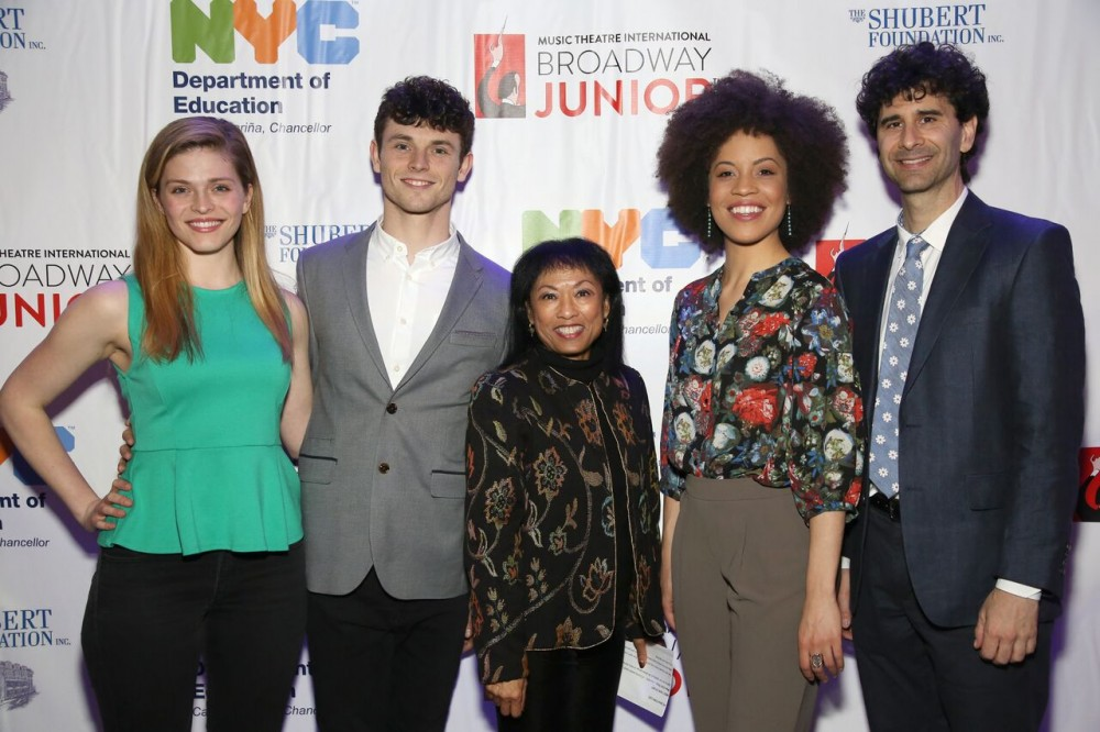 Shubert Foundation HS Theatre Festival – Students Make Broadway Debuts