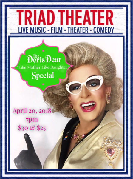 Ray DeForest and The Doris Dear Special at The Triad