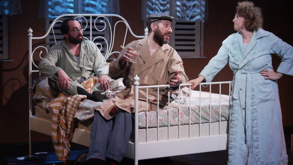 New Yiddish Rep – Hanoch Levin Squared