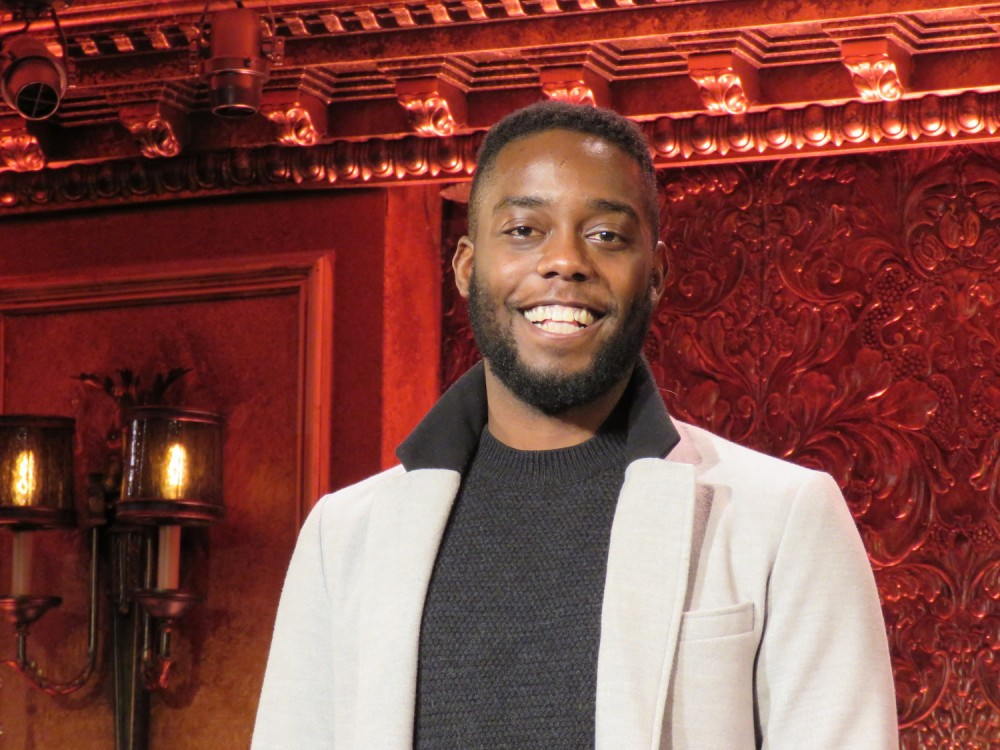Donell James Foreman Readies for 54 Below Solo Debut